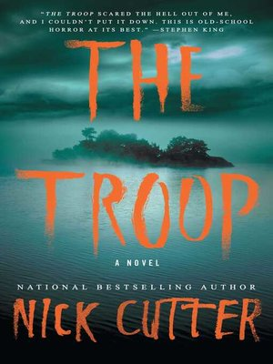 cover image of The Troop