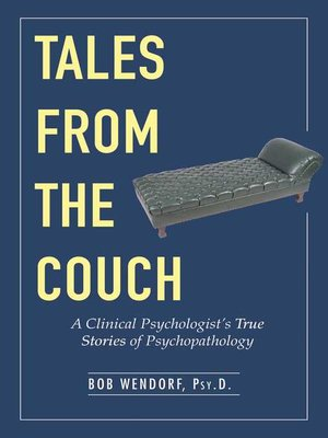 cover image of Tales from the Couch