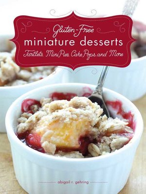 cover image of Gluten-Free Miniature Desserts