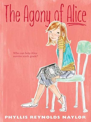 cover image of The Agony of Alice