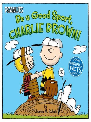cover image of Be a Good Sport, Charlie Brown!