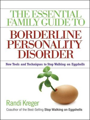 cover image of The Essential Family Guide to Borderline Personality Disorder