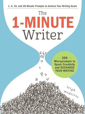 cover image of The 1-Minute Writer