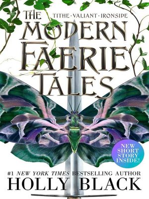 cover image of The Modern Faerie Tales