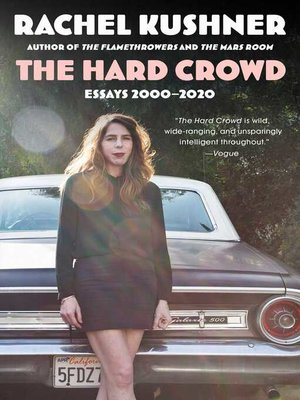 cover image of The Hard Crowd