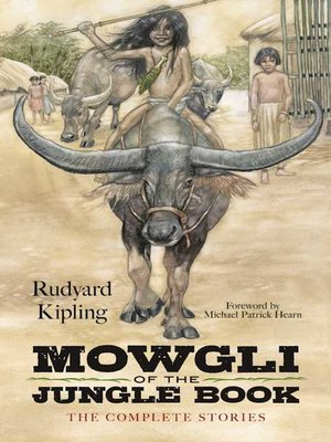 cover image of Mowgli of the Jungle Book