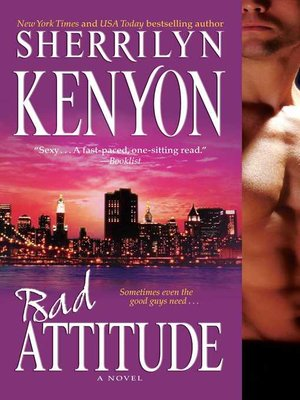 cover image of Bad Attitude