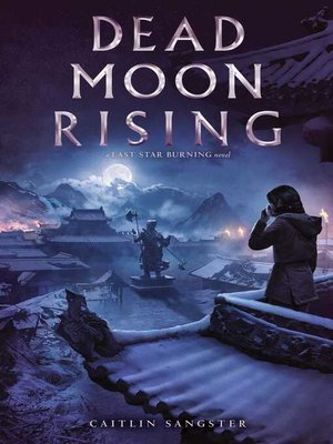 cover image of Dead Moon Rising