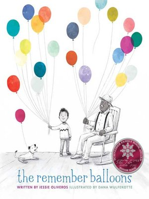 cover image of The Remember Balloons