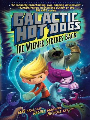 cover image of Galactic Hot Dogs #2 (W.T)