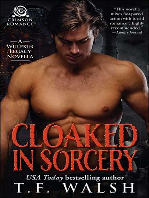cover image of Cloaked in Sorcery