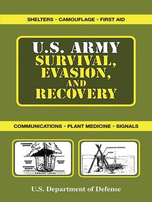 cover image of U.S. Army Survival, Evasion, and Recovery