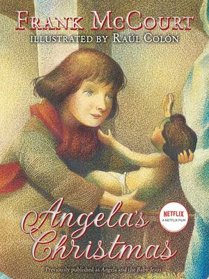 cover image of Angela's Christmas