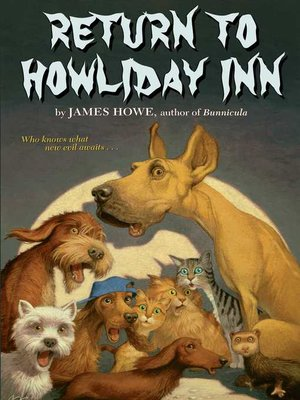 cover image of Return to Howliday Inn