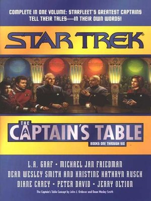 cover image of The Captain's Table