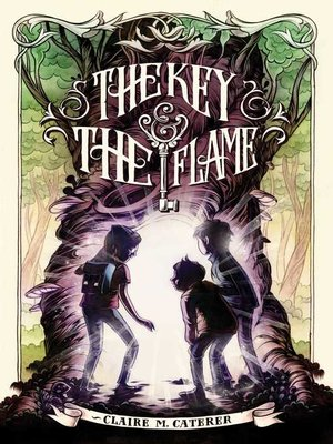 cover image of The Key & the Flame