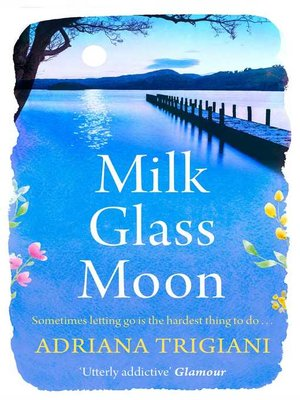 cover image of Milk Glass Moon