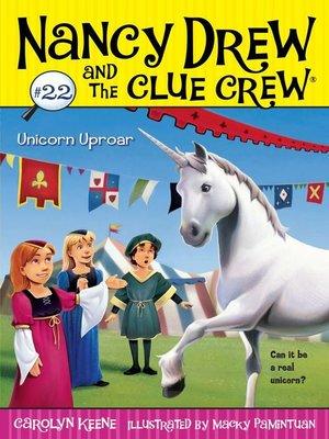 cover image of Unicorn Uproar