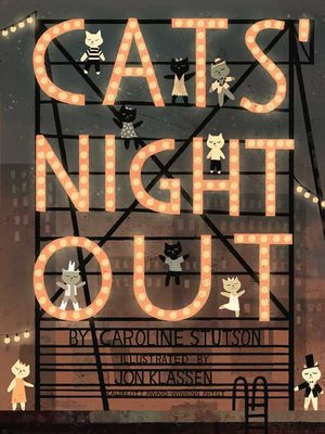 cover image of Cats' Night Out