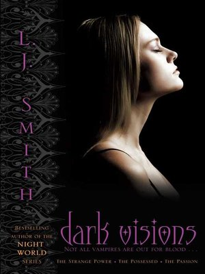 cover image of Dark Visions BIND-UP