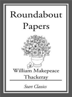 cover image of Roundabout Papers