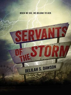 cover image of Servants of the Storm