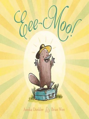 cover image of Eee-Moo!