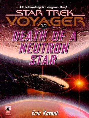 cover image of Death of a Neutron Star