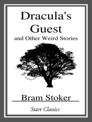 cover image of Dracula's Guest and Other Weird Stories