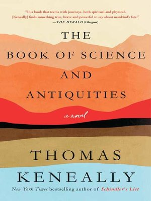 Book of Science and Antiquities Book Cover
