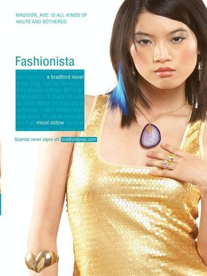 cover image of Fashionista