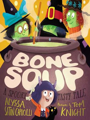 cover image of Bone Soup