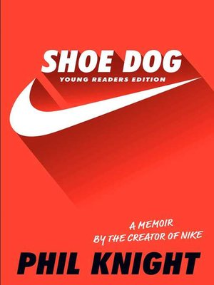 cover image of Shoe Dog (Young Readers Edition)
