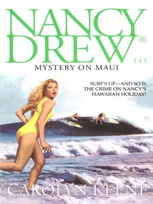 cover image of Mystery on Maui