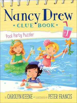 cover image of Pool Party Puzzler