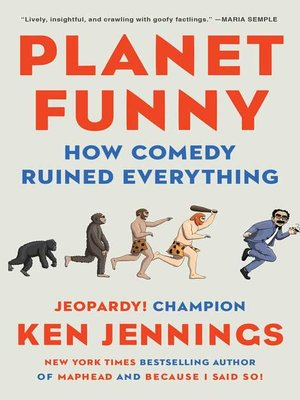 cover image of Planet Funny