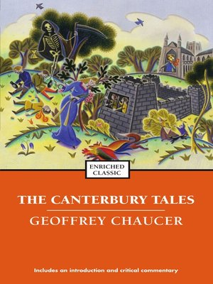 cover image of Canterbury Tales