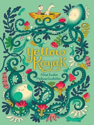 cover image of Yellow Kayak