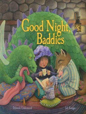 cover image of Good Night, Baddies