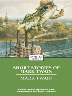 cover image of The Best Short Works of Mark Twain