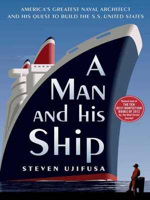 cover image of A Man and His Ship