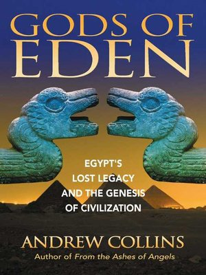 cover image of Gods of Eden