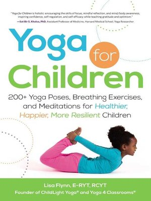 cover image of Yoga for Children
