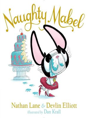 cover image of Naughty Mabel
