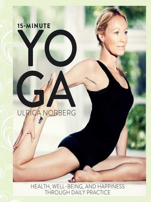 cover image of 15-Minute Yoga