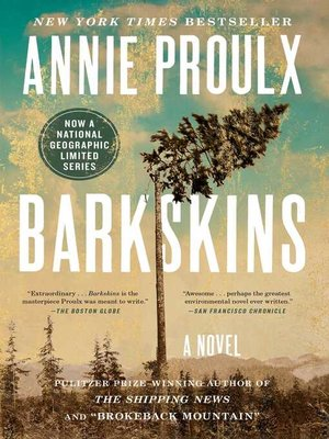 cover image of Barkskins