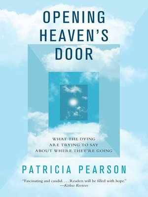 cover image of Opening Heaven's Door