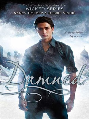 cover image of Damned