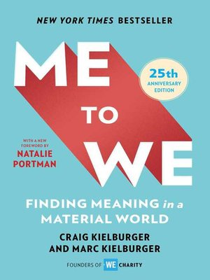 cover image of Me to We