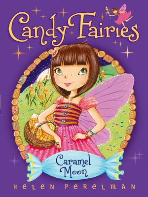 cover image of Caramel Moon